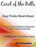 Carol of the Bells Easy Violin Sheet Music (fixed-layout eBook, ePUB)