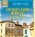 Ein Gentleman in Arles - Gefährliche Geschäfte / Peter Smith Bd.2 (1 MP3-CD)