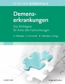 ELSEVIER ESSENTIALS Demenzerkrankungen