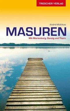 Reiseführer Masuren - Micklitza, André