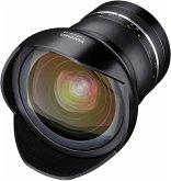 Samyang XP 2,4/14 Nikon F Objektiv für Nikon (APS-C / 35mm Sensor)