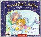 Gute-Nacht-Geschichten mit Prinzessin Lillifee, 1 Audio-CD