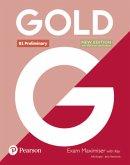 Gold B1 Preliminary New Edition Exam Maximiser with Key