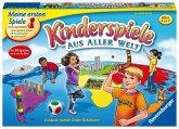 Ravensburger 21441 - Kinderspiele aus Aller Welt, Familienspiel, Brettspiel