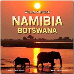 Namibia und Botswana - Wildnis Afrika - Sbampato, Thomas