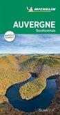 Michelin Le Guide Vert Auvergne Bourbonnais