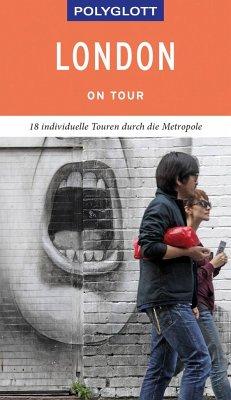 POLYGLOTT on tour Reiseführer London - Grever, Josephine