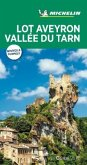 Michelin Le Guide Vert Lot Aveyron Vallée du Tarn