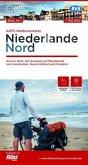 ADFC-Radtourenkarte NL 1 Niederlande Nord, 1:150.000, reiß- und wetterfest, GPS-Tracks Download