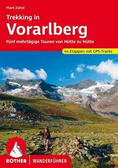 Trekking in Vorarlberg - Zahel, Mark