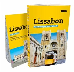 ADAC Reiseführer plus Lissabon - Nöldeke, Renate
