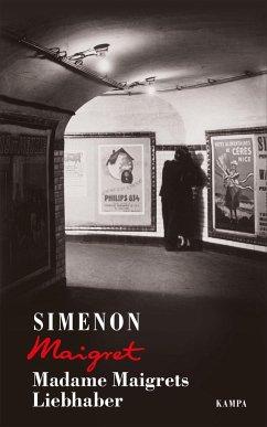 Madame Maigrets Liebhaber / Kommissar Maigret Bd.94 - Simenon, Georges