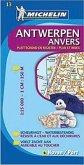 Michelin Karte Antwerpen
