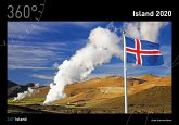 360° Island Kalender 2020