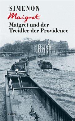 Maigret und der Treidler der Providence - Simenon, Georges