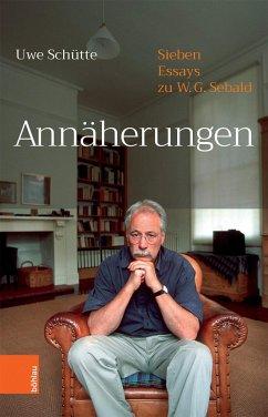 Annäherungen - Schütte, Uwe