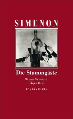 Die Stammgäste - Simenon, Georges