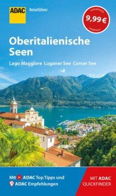ADAC Reiseführer Oberitalienische Seen - Frei, Franz-Marc