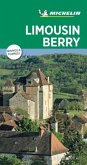 Michelin Le Guide Vert Limousin Berry