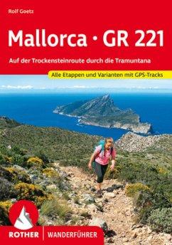 Mallorca - GR 221 - Goetz, Rolf