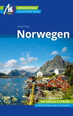 Norwegen Reiseführer Michael Müller Verlag - Tima, Armin