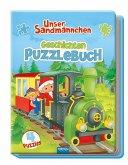 """""""Unser Sandmännchen"""" Geschichten-Puzzlebuch"""