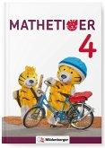 Mathetiger 4 - Buchausgabe · Neubearbeitung