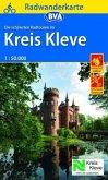 BVA Radwanderkarte Kreis Kleve 1:50.000, reiß- und wetterfest, GPS-Tracks Download