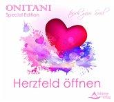 Herzfeld öffnen, 1 Audio-CD
