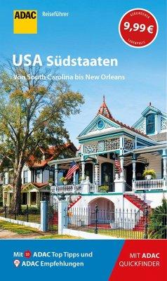 ADAC Reiseführer USA Südstaaten - Johnen, Ralf