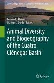 Animal Diversity and Biogeography of the Cuatro Ciénegas Basin