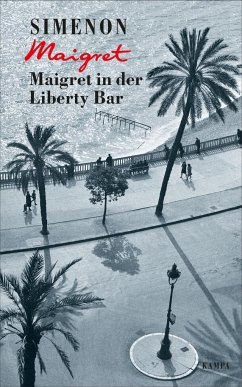 Maigret in der Liberty Bar - Simenon, Georges