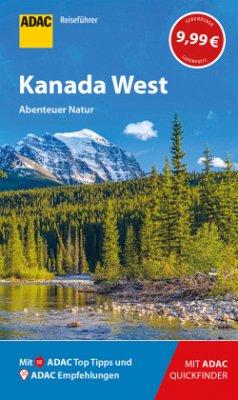 ADAC Reiseführer Kanada West - Schnurrer, Elisabeth