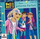 Das geheime Parfüm / Die drei Ausrufezeichen Bd.59 (1 Audio-CD)