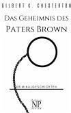 Das Geheimnis des Paters Brown
