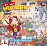 Der kleine Hui Buh 11. Das verwickelte Klassenzimmer / Freitag, der 13.