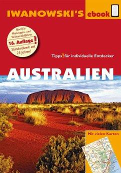 Australien mit Outback - Reiseführer von Iwanowski (eBook, PDF) - Albrecht, Steffen