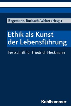 Ethik als Kunst der Lebensführung (eBook, PDF)