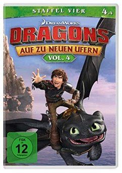 Dragons - Auf zu neuen Ufern - Staffel 4 - Vol. 4 - Keine Informationen