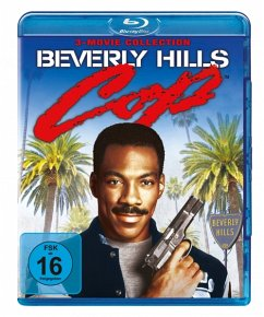 Beverly Hills Cop 1-3 BLU-RAY Box - Brigitte Nielsen,Ronny Cox,John Ashton