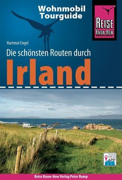Reise Know-How Wohnmobil-Tourguide Irland - Engel, Hartmut