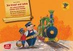 Jim Knopf und Lukas der Lokomotivführer machen einen Ausflug / Bilderbuchgeschichten Bd.47