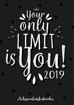 Achtsamkeitskalender 2019 - Terminplaner, Monatskalender und Kalender für mehr Achtsamkeit, Dankbarkeit, Selbstvertrauen, Positives Denken und Glück im Leben