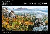 360° Deutschland - Sächsische Schweiz Kalender 2020