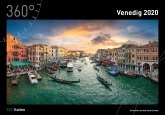 360° Italien - Venedig Kalender 2020