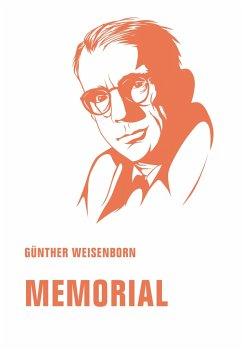 Memorial - Weisenborn, Günther