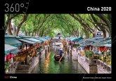 360° China Kalender 2020