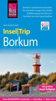 Reise Know-How InselTrip Borkum - Fründt, Hans-Jürgen