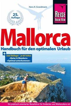 Reise Know-How Reiseführer Mallorca - Grundmann, Hans-R.