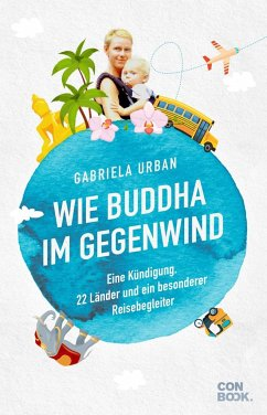 Wie Buddha im Gegenwind - Urban, Gabriela